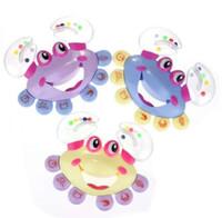 Новый беспроводной инструмент игрушки для девочек мальчик ребенок Радуга музыкальный инструмент игрушка деревянный звон кольцо колокольчик погремушка игрушка подарок