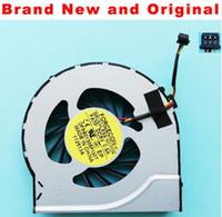 nouveau ventilateur cpu original pour HP ENVY 17 17-1101TX 17-1000tx 17-1000 17t-1000 ordinateur portable cpu refroidisseur ventilateur de refroidissement DFS601305FQ0T FA7P