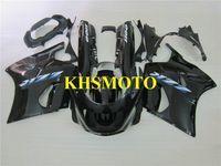 Motorfietsen Kit voor Kawasaki Ninja ZZR1100 93 99 01 03 ZZR 1100 ZX11 1993 2001 2003 ABS Glans Zwarte Backings Set + Gifts ZD03