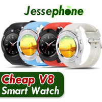 V8 Smart Watch Bluetooth SmartWatch With 0. 3M Camera SIM IPS...