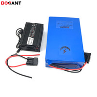 Free Shipping 60V 25AH E- Bike Lithium Battery packs For Bafa...