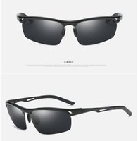 Outdoor Sport Antireflection Half Frame Subglasses Polarizin...