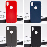 design tpu case cover mobile Litchi grain ultrathin multi co...