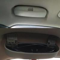 Auto sonnenbrille halter zubehör Für Mercedes Benz W212 c180 e63 c300 e250 C E GLASS GLC GLE AMG X204 W205 W203 W204