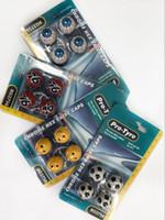 4 Stücke Auto Fahrrad Reifen Reifen Luftventilschaft Staubkappen Universal Abdeckung Für Auto Fahrrad Rote Nummer 76 Ball / Gelb Lächeln Gesicht / Augapfel / Fußball