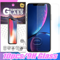 Tempered Glass For Iphone XR XS MAX X Plus Screen Protector ...