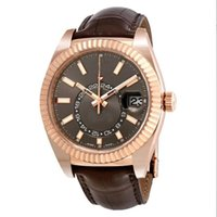luxury brand watch men 40mm SKY automatic sweeping movement ...