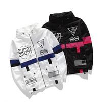 Autunno inverno sottile giacca uomo giacca a vento marca Musuccee mens cappotto di sport hip hop giacche con cappuccio streetwear amante cappotti jaqueta masculina