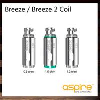 Aspire Breeze 2 Bobine 1.0ohm 0.6ohm 1.2ohm Bobine Breeze Replacemnet Bobine U-tech Per Breeze 2 Kit 100% Originale