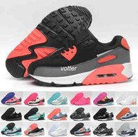 Classic 90 Sneakers Mens Womens Running Shoes Air Cushion Me...
