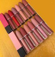 Макияж 12 цвета матовый блеск для губ Губы Блеск жидкость Помада естественный длительный водонепроницаемый LipGloss косметики