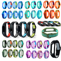 Mix Color Strap For Xiaomi Mi Band 2 Miband 2 Replacement Wr...