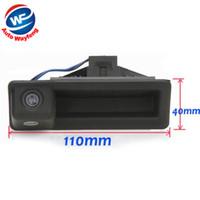 Câmera Dynamic Trajectory Tracks para BMW e 5 Series Câmera de Vista traseira do carro para BMW x5 x1 x6 E39 E46 E53 E82 E84 E88 E90 E91 E92 E93 E60