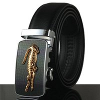 Famous Brand Belt Men Business Genuine Luxury Leather Belts ...