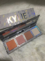 New Hot Makeup Palette! Kylie Lightning Four Color Eyeshadow...