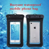 Universal Dry Bag IPX8 Waterproof Floating Airbag case bag P...