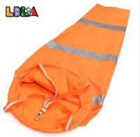 LBLA 1 шт. авиационный Windsock Rip-stop измерение ветра носок сумка светоотражающий ремень ветер мониторинг открытый игрушка индикатор 100 см
