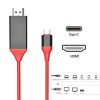 4K USB Type C to HDTV Cable 2M 6feet for Samsuang Galaxy S8 ...