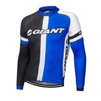 Dev Takım Bisiklet Uzun Kollu Jersey Giysileri Jersey Dağ Yokuş aşağı Bisiklet Uzun Sportwear