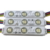 IP68 سامسونج 5630 بقيادة وحدة ضوء مصباح الإعلان عن خطابات تسجيل الصمام الخلفي ضوء الديكور الخفيفة 160 زاوية IP65 مصباح للماء