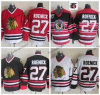 Wholesale jeremy roenick jersey for sale - Mens Vintage th Jeremy Roenick  Chicago Blackhawks Hockey Jerseys fdb0af267