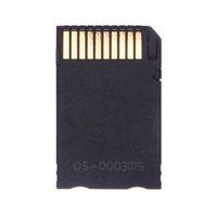 높은 qulity 뜨거운 판매 마이크로 SD TF 메모리 스틱에 MS 프로 듀오 어댑터 어댑터 변환기