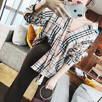 [To Gladself] Women' s 2018 Fashion Spring Shirt Casual ...