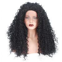 Z&F Lace Wigs 26inch Lace Front Wig Synthetic Hair Long Curl...