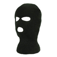 Knitted Balaclava Outdoor Full Face Cover Ski Mask Neck Warm...