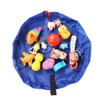 Toy Storage Bag For Baby and Kids Toys Organizer Quick Toy M...