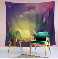 6 Style multifunction tapestry home decoration beach towel p...