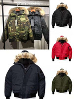 Brand Canada Men Duck Down Coat President Putin Style Design...