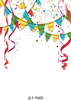 Partay Birthday To You Photo Backdrops for Photo Studio Comp...