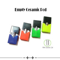 Empty Pods Ceramic Coils Pods Replacement Cartridges Cell fo...