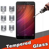 9H superior transparente claro de la pantalla de cristal templado película del protector para Xiaomi redmi 8 8A 7 6A Nota 7S 6 Pro K20 A2 A3 Ir Scratchproof