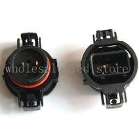 2 pezzi per lotto per auto LED H16 presa 5202 base Adattatori portalampada LED PSX24W / 2504 / P19W