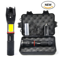 Tactical Flashlight 1000 Lumens Zoom able IPX6 Waterproof Ha...