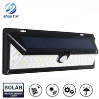 90 LED Solar Light PIR Motion Sensor Solar Powered Outdoor L...