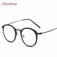 Chashma  TR 90 Round Optical Glasses Frame Glasses Myopia oculos de grau feminino lunette de vue femme