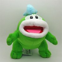 "Hot New 8"" 20CM Super Mario Bros Spike Plush Doll Anime..."