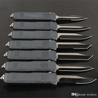erkekler 1pcs için OEM kelebek BM S8 ikili hareket 7 modellerinin Av Katlama Cep Bıçak Survival Bıçak öz savunma bıçak Noel hediyesi