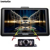 "iaotuGo 7"" Android Car GPS Navigation+ LED Night Vison R..."