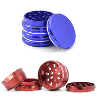 New Grinder Buckle Herb Grinder New Built- in Net 4 Layers To...