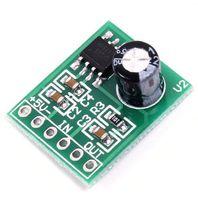 Ücretsiz kargo! 1 adet / grup DC 5 V Mini Mono Ses Amplifikatör Kurulu Stereo Tek Kanal 5 W Dijital Amplifikatör Modülü Tek Ses parça XTP8871 88