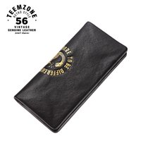 European And American Style Wallet Male Long Sation Zipper M...