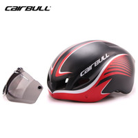 CAIRBULL Cycling Helmet Goggle Bicycle Helmet with Lens Ultr...