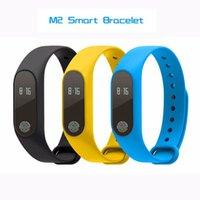 M2 Smart Bracelet Wristband 0. 42 Inch OLED Screen IP67 Water...
