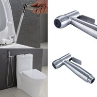 Bathroom Toilet Bidet Spray Handheld Shower Head with Wall B...