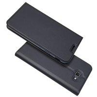 Pour Samsung Galaxy J5 Prime Galaxy J7 Prime / J2 Prime portefeuille étui à rabat en cuir de style livre magnétique Shell de protection Samsung J7 Plus couverture