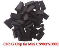 10 pz / lotto YS31 CN5 per Toyota G Chip Utilizzato per MINI CN900 e MINI ND900 Transponder Chip Car Key Blank Chip